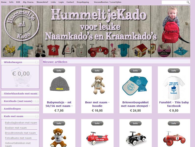 Hummeltjekado.nl